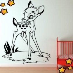Bambi en el Bosque V2085