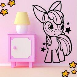 Mi Pequeña Pony entre Estrellas V2105