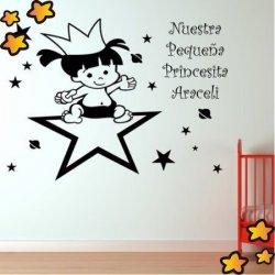 La Princesa sobre Estrella V1034