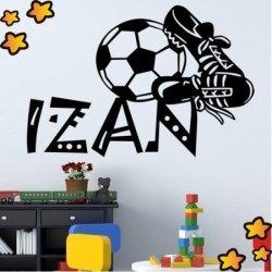 Botas de Fútbol y Balón V1544