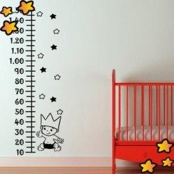 Medidor el Principito Bebé con Estrellas V2502