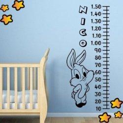 Medidor Conejito Bebé Bugs Bunny V2516