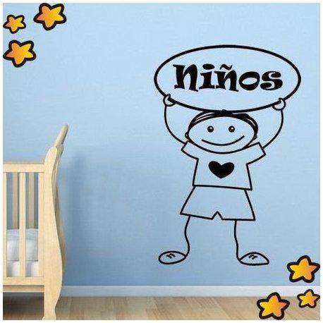 Vinilo para ni os v3013 for Vinilos infantiles para ninos