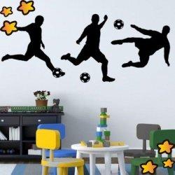 Jugadores de Fútbol V3098