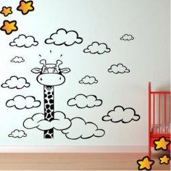 Jirafa entre Nubes V2005