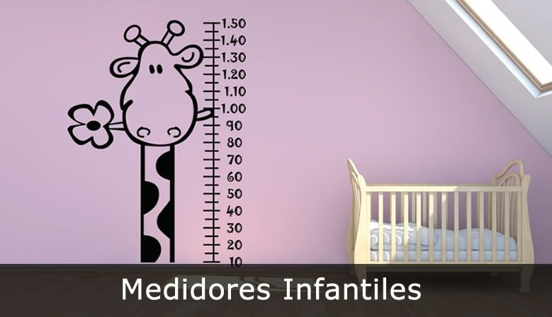 Medidores Infantiles