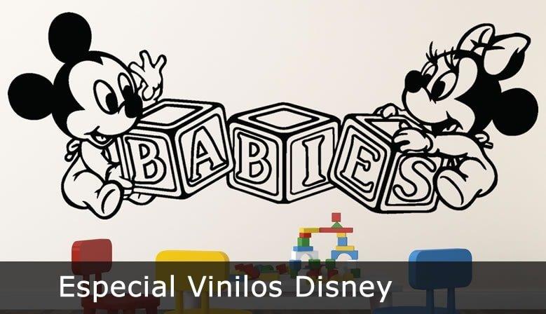 Vinilos Disney